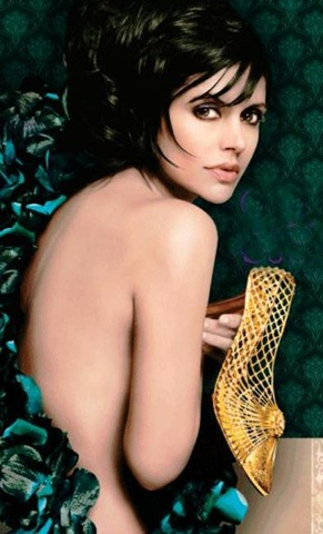 Mandira bedi topless pics